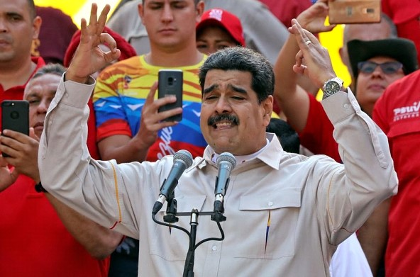 Maduro urged the leaders of all countries to demand from the US to stop the aggression