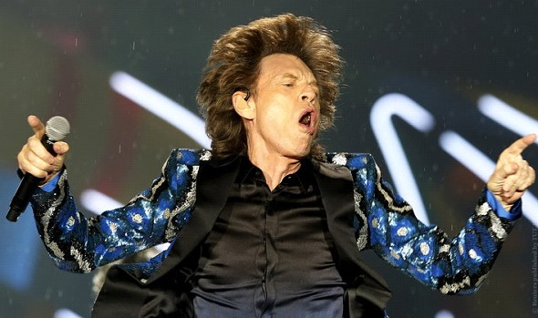 Mick Jagger had heart surgery. Earlier, The Rolling Stones postponed the concert tour