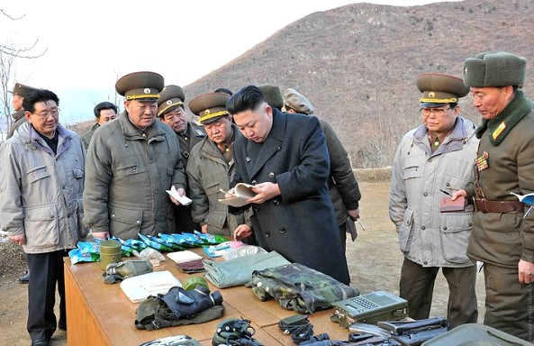 North Korea has tested a new tactical guided weapon