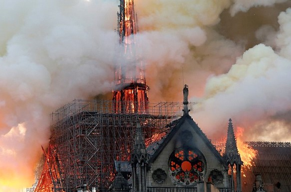 The representative of Notre-Dame de Paris — about the surviving relics and the degree of damage to the Cathedral