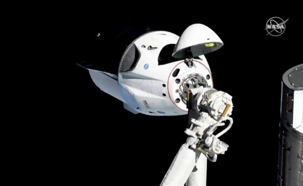 SpaceX unsuccessfully tested the engines for the new spacecraft Crew Dragon