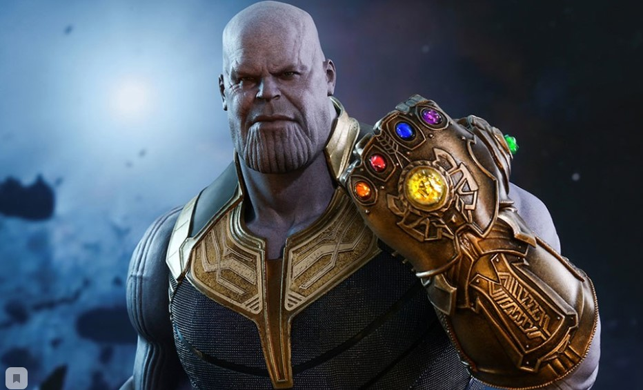 Google appeared glove Thanos, which erases half of the results of the issuance