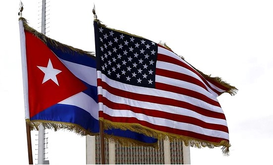 The United States expanded sanctions against Cuba