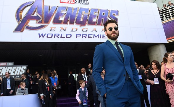 The film The Avengers Final broke the world record for box office