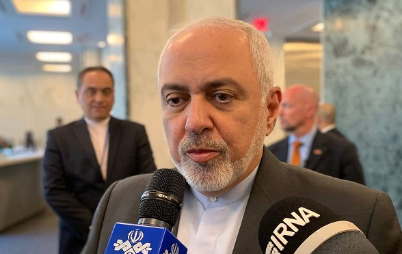 Zarif said Iran is ready to exchange prisoners with the United States
