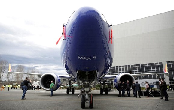 Boeing upgraded software 737 Max