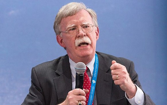 """Bolton compared """"Brexit"""" with the Declaration of independence of the United States"""