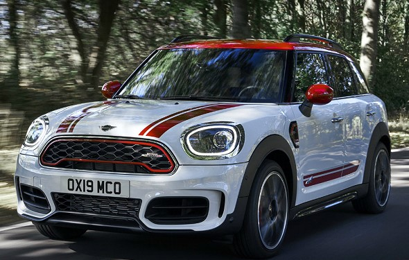 New Mini JCW the most powerful in history