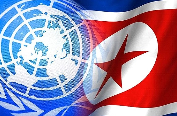 North Korea has sent a protest to the UN because of the arrest by US authorities of the vessel Wise Honest