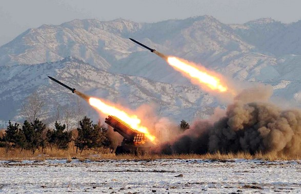 North Korea launched several missiles in the direction of Japan sea