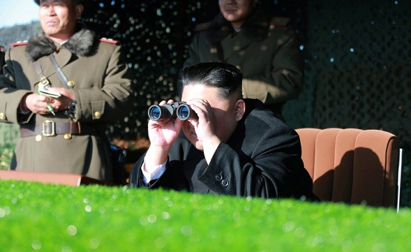 Pyongyang called the purpose of missile launches