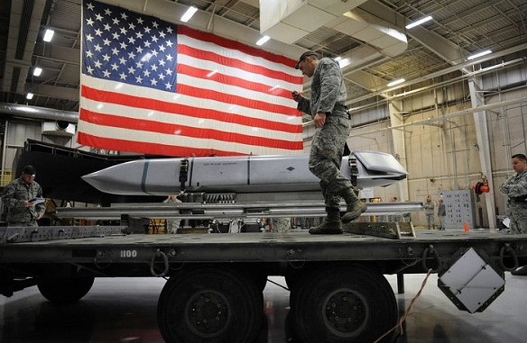 Scientists have calculated the US Nuclear Arsenal
