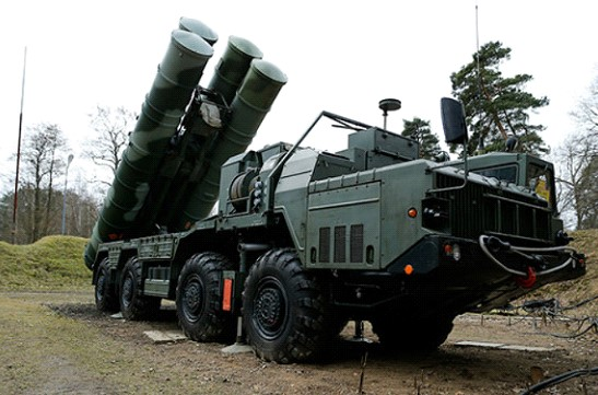 The US gave Turkey two weeks to abandon the S-400