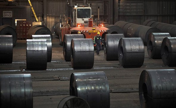 The United States and Canada agreed to abolish duties on metals