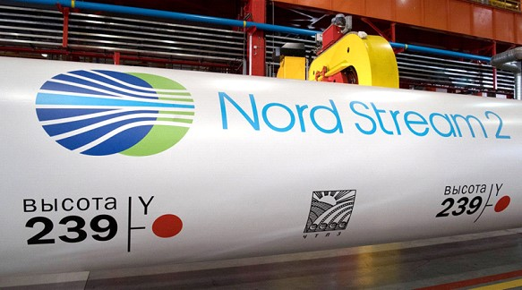 US Department of energy: Nord stream-2 will strengthen Russia's influence on EU foreign policy
