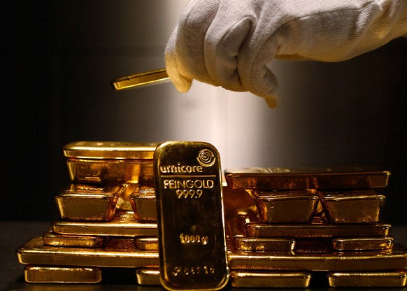 Venezuela sold about 14 tons of gold at 570 million dollars in two weeks