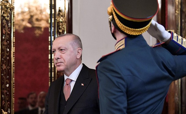 Erdogan compared the proposals of Russia and the United States on missile systems