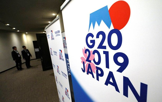 G20 energy and environment Ministers meeting opened in Japan