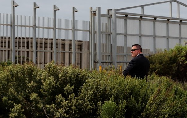 Hackers stole photos from the database of the border service of the United States
