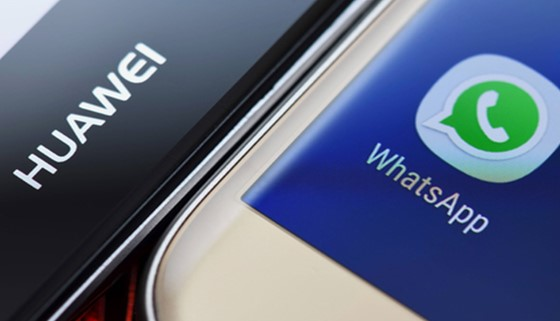 Huawei smartphones deprived WhatsApp and Instagram