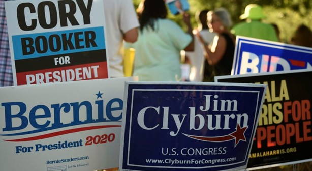 In the US today will be the first debate of candidates from the Democratic Party