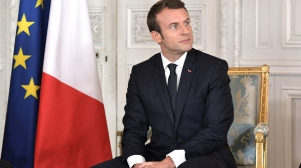 Macron urged the President of Brazil not to withdraw from the Paris climate agreement