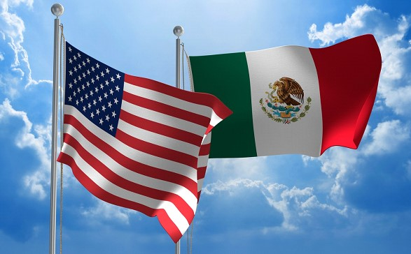 Named the date of negotiations between the US and Mexico on the issue of duties