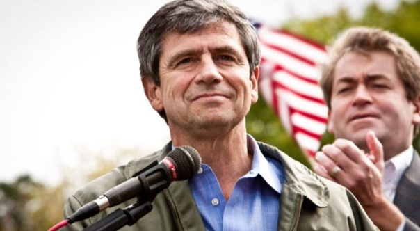 Retired Admiral Joe Sestak announced his participation in the presidential election