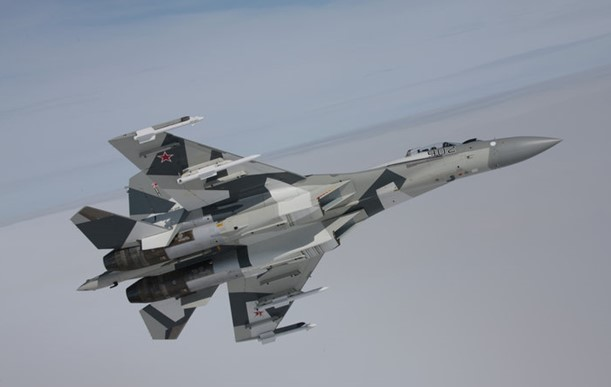 The US: the Russian Su-35 held an unsafe interception of the American aircraft