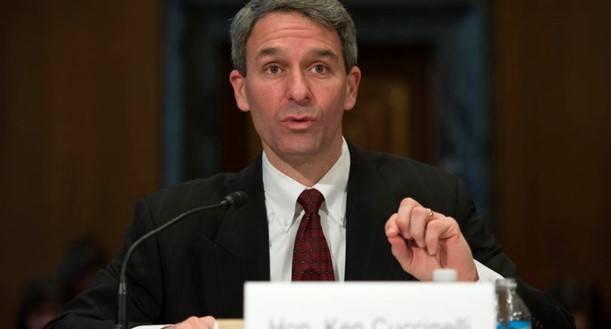Ken Cuccinelli appointed acting Director of the US Citizenship and Immigration Services