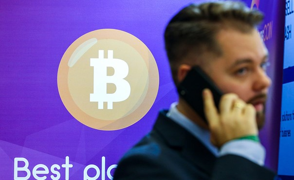 The cost of bitcoin for the first time since January 2018 exceeded $12 thousand