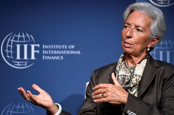 The head of the IMF called the main threat to the world economy