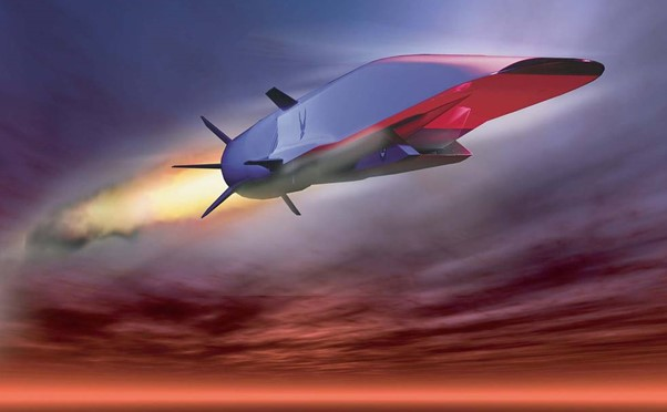 The start of tests of the us hypersonic missile pushed to the end of 2020