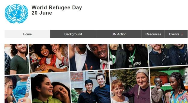 World Refugee Day is celebrated on June 20