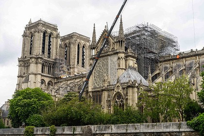 Prosecutors ruled out the arson of Notre Dame