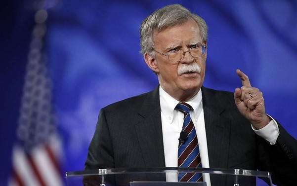 Bolton: the US will not rest until Maduro resigns