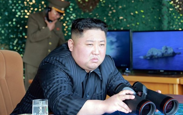 Kim Jong-un changed the Constitution and became the head of North Korea