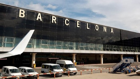 More than 70 flights canceled at Barcelona airport