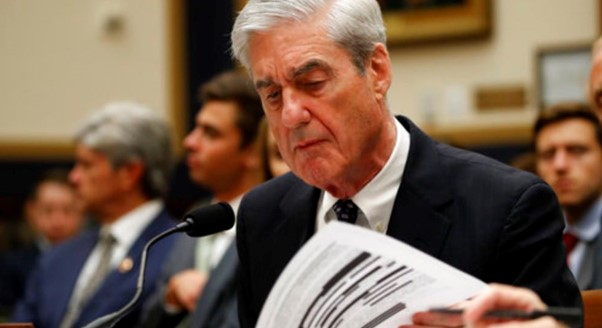 Mueller adjusted testimony to Congress on the reasons for the lack of charges Trump