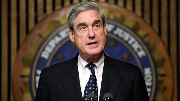 Mueller at a hearing in Congress will not talk about the FBI investigation on Trump