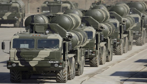 """Purchase of S-400 dubbed """"point of no return"""" for Turkey"""