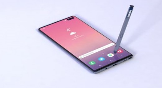 Samsung called the date of presentation of the Galaxy Note 10