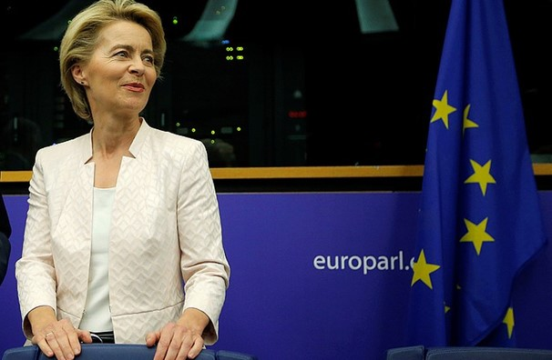 The European Parliament will vote for the appointment to the post of head of the European Commission