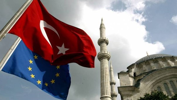 The European Union imposed sanctions against Turkey because of drilling of the Cyprus shelf