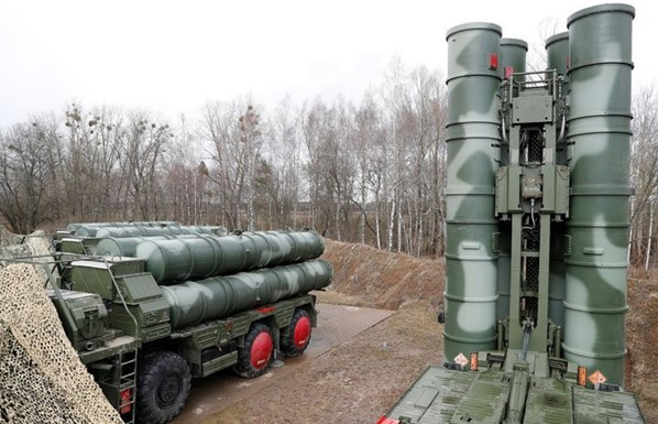 the US is preparing sanctions against Turkey because of the S-400