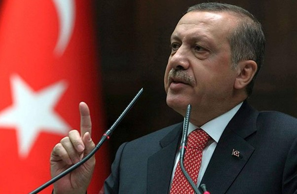 Erdogan announced a new military operation in Syria