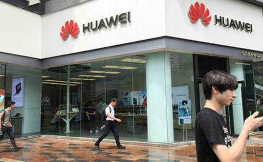 Huawei went to the trick in the trade war against the United States
