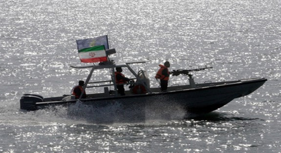 Iran has declared its rights to all ships in the Persian Gulf