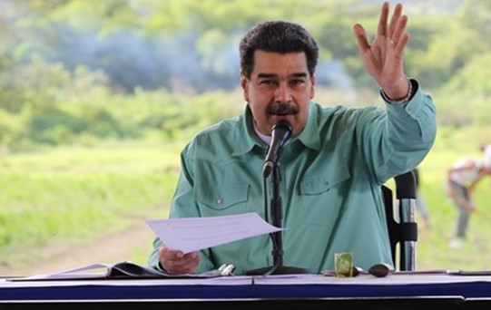 Maduro will punish traitors instead of negotiating with them