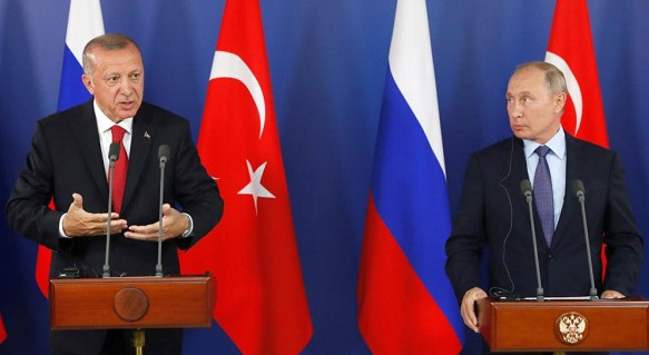 Russia and Turkey are concerned about the situation in Idlib